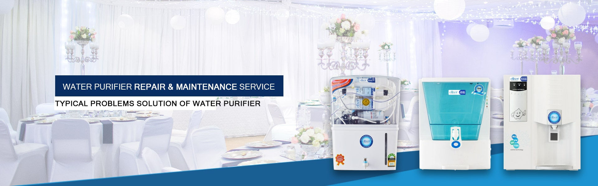 kent ro water purifier repair service