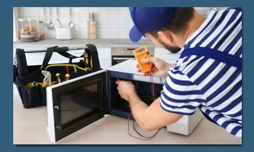 blue star microwave customer care